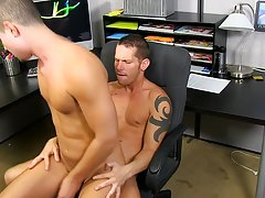 Boys mutual masturbation videos and hot sexy male teacher muscle fucking at My Gay Boss