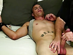 Gay boy porn masturbation and...