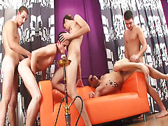 Men sex pics groups and gay group nude at Crazy Party Boys