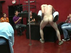 Teen gays group and gay group orgy at Sausage Party