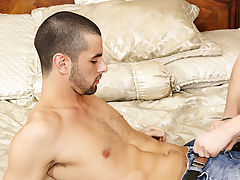 Gay anal kiss position and pic fucking handsome boys at My Husband Is Gay