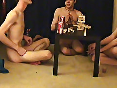 """Trace and William receive together with their recent ally Austin for the second installment of """"game night"""