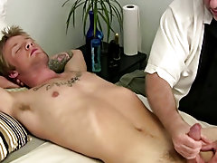 Men masturbating in wet...