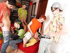 Health mental health disorders anxiety support groups and force fwd gay group soccer at Crazy Party Boys