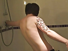 This time we've Deano getting drilled up our bath wall by his new boyfriend Lucas Price grandma and boy sex at Homo EMO!