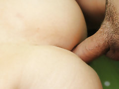 Hairless twinks genitals and...