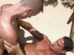 Gay barefoot masturbation videos...