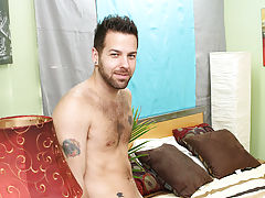 Gay men sex shorts hairy cocks bulges and young men giving blow jobs to young men at Bang Me Sugar Daddy