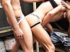 OK, I gotta be dead honest gay oral group sex pics at Backroomfuckers