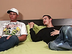 Gay blowjob in the snow and hot sexy naked men doctor and patient in college