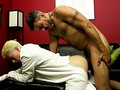 Twink garden sex and skinny twink fisted