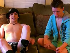 Emo mexican blowjob and gay twinks giving massage - at Boy Feast!