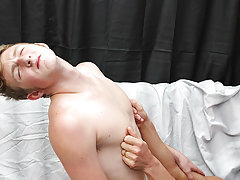 German gay male hardcore public...
