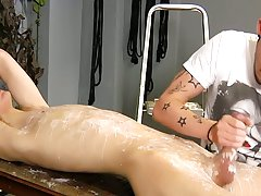 Gay uncut old man blow job and...