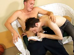 Gays anal double penetration...