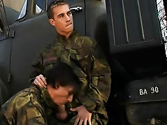Black military gay porn pics and photo of military jerking off