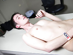 Naked gymnastics twink and cute...