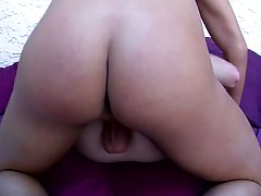 Male self anal pleasure and lesbian fucking a gay - Jizz Addiction!