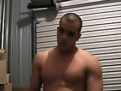He slipped his hand inside and started to work together with himself gay amateur