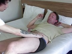 Brit dads brit emo twinks old man and young boys at Staxus