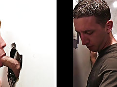 Another Guy Sticking His Cock Through The Wall blowjob adult andnot ga