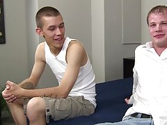 Circumcised twink orgasms and free anal gay private