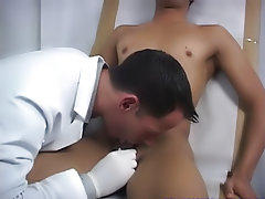 Twink ass stretched dripping cum...