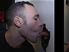 Photos of boys giving blowjob to men and gay interracial blowjob cum