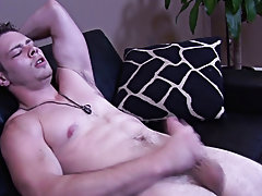 Boy masturbation and daddy...