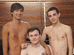 Teen boys masturbation blog and...