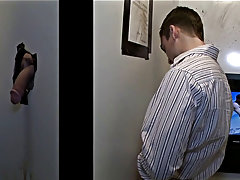 Old gay slow blowjob video and...