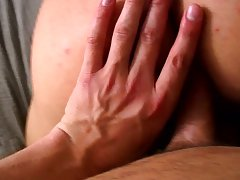 Guy cum eating and twink cumshot...