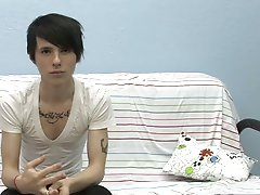 Cute twink tickled teased and...