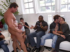 Groupd yahoo male hairy legs and...