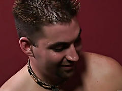 He watches at pre-eminent while they go at it but it doesn't take long for him to suck on his first cock groupsex gangbang org