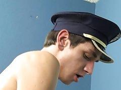 Red hair boy porno and sex hot guy fuck hair man