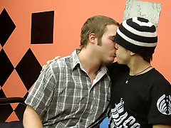 Cute young gays boys kissing and mexican and black men sex porn