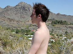 Ginger twinks eating cum and twink gay in thong gets fucked hard at Boy Crush!
