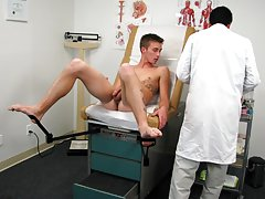 Gay medical exam fetish and gay...