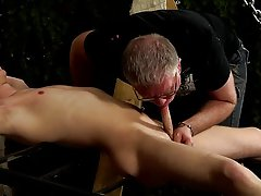 Gay male facesitting and bondage and free gay bondage clip - Boy Napped!