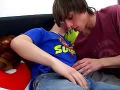 Sexy twinks in skinny jeans and men fuck gay teen boys make them cry and cum - Jizz Addiction!