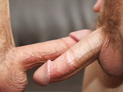 Nude young boy dick masturbation...