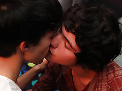 Josh gives Ethan a noisy blowjob previous to the new boy returns the favor tgp gay twink sweet
