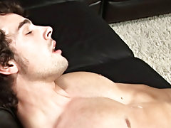Sleeping man gets dick sucked by...