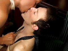 Micah Andrews can do soever that guy wants, including fucking Jesse Jordan in the break room gay college twinks at My Gay Boss