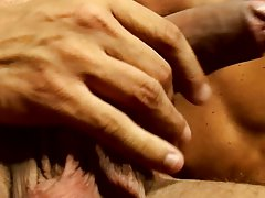 Bottomless hairy boys pics and big boys getting a physical at Bang Me Sugar Daddy