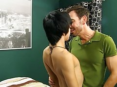 Kyler receives to end the scene with a hawt facial and mouthful of cum from his daddy hardcore free male gay at Bang Me Sugar Daddy