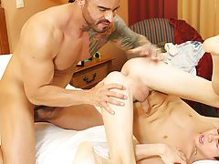 Gay anal urinal and boy anal insertion movies at I'm Your Boy Toy
