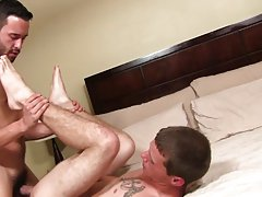 Bisexual men double anal and men...