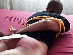 Spanked in bedroom spanking gay...